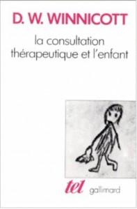 Couv consultation thérapeutique de l'enfant